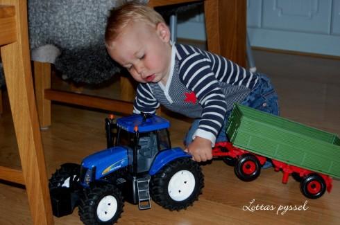 viktor och traktorn